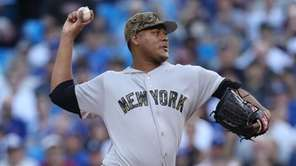 Ivan Nova took the loss after allowing four