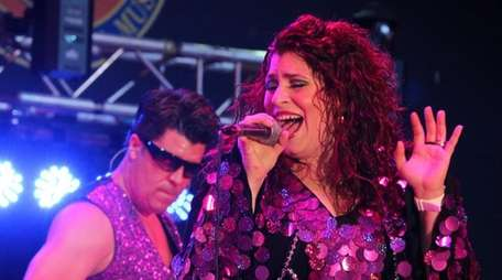Disco Unlimited will serve as the house band