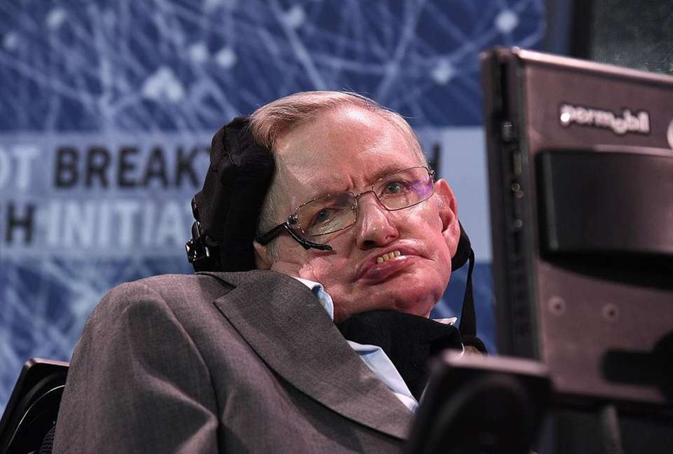 Renowned scientist Stephen Hawking said in an interview