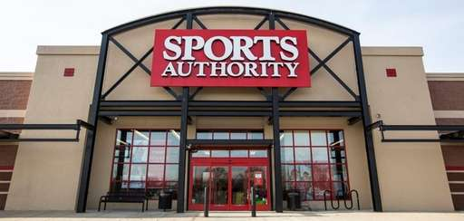 The Sports Authority in Riverhead is one of