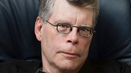 Stephen King's new novel,