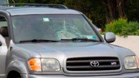 A woman was injured Tuesday morning, May 31,