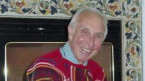Robert William Lehmann, 92, of Baiting Hollow, who