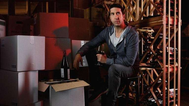 David Schwimmer stars as Tommy Moran in