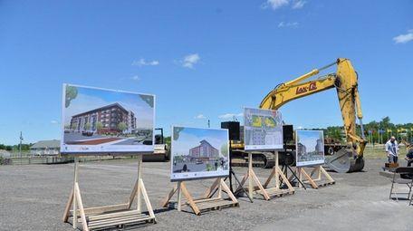 COR Development breaks ground on the Aloft Hotel
