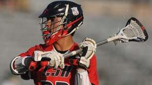 Ian Laviano #22 of Cold Spring Harbor makes