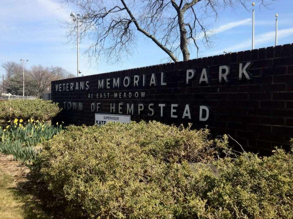 Veterans Memorial Park, 1700 Prospect Ave., East Meadow,
