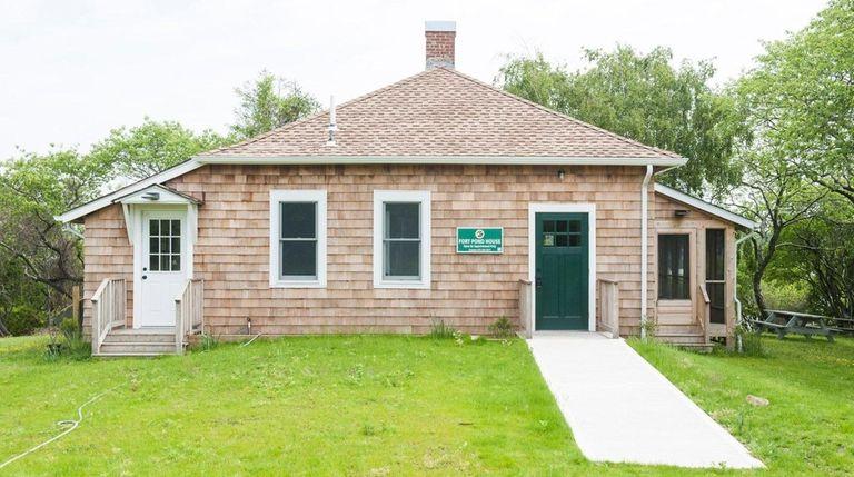The Fort Pond House at Carol Morrison Park