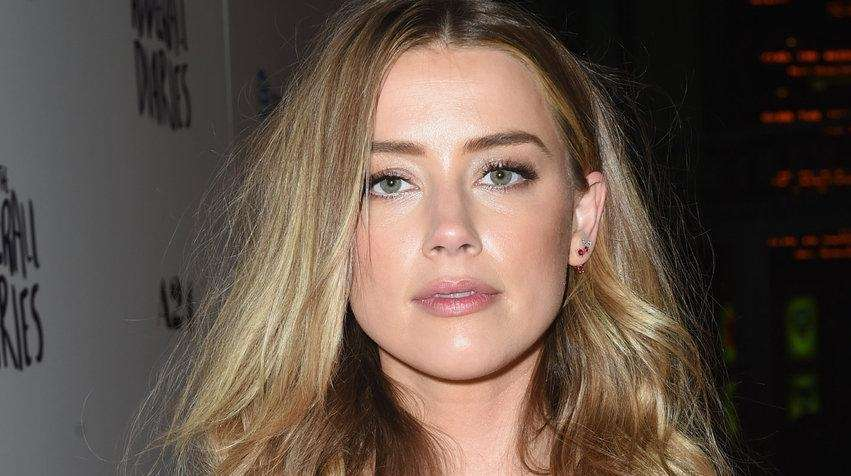 Amber Heard married Johnny Depp in February 2015.