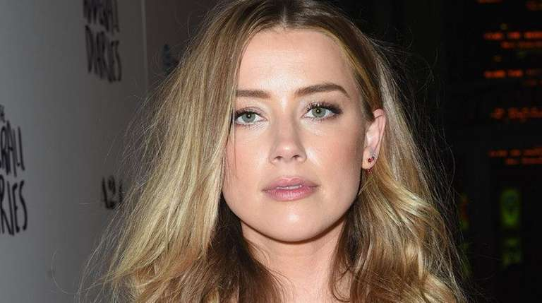 Amber Heard married Johnny Depp in February 2015.