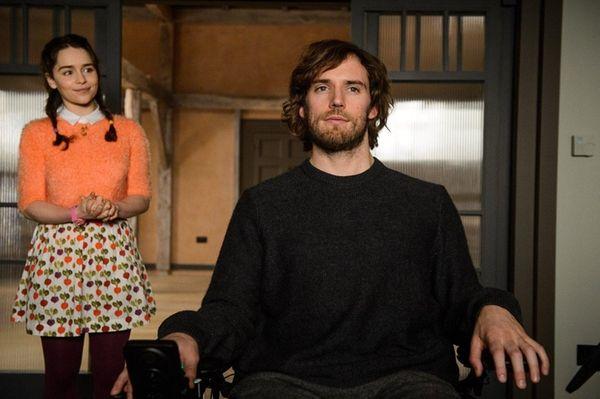 Emilia Clarke and Sam Claflin fall for each