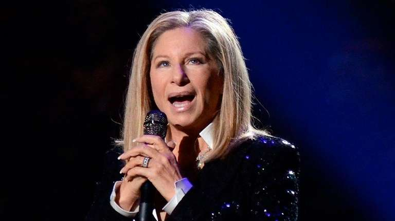 Barbra Streisand will present at the Tonys on
