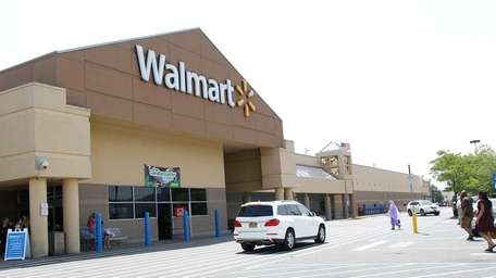 Walmart is one of Long Island's largest employers