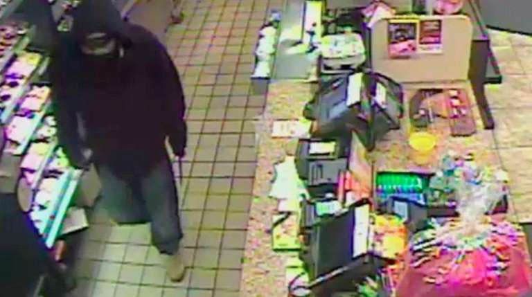 The NYPD have released surveillance video of the