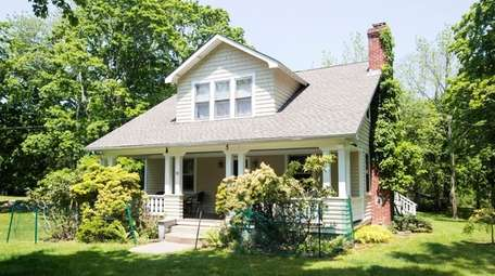 This Sears kit house, on a 1.4-acre lot