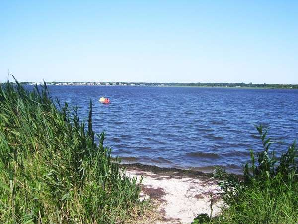 County Road 46, Shirley, 631-852-1313. 5-mile protected beach,
