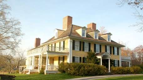 Sylvester Manor on Shelter Island.