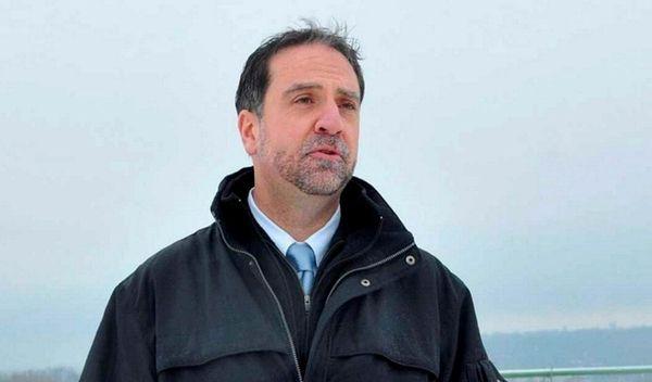 Igor Sikiric, former executive director of the North