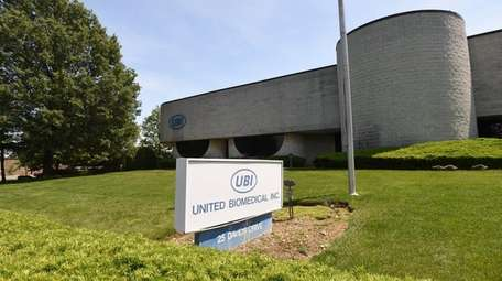 United Biomedical Inc. offices on Davids drive