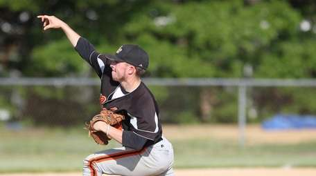 East Rockaway's Ryan Kelly threw a one-hit shutout