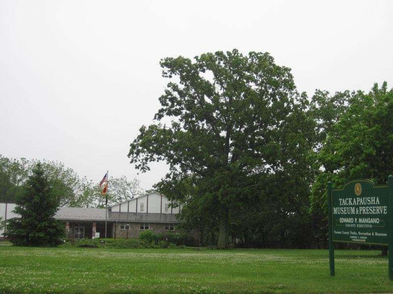 TACKAPAUSHA MUSEUM AND PRESERVE, 2225 Washington Ave., Seaford,