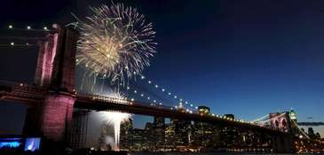 The Macy's 4th of July Fireworks display will