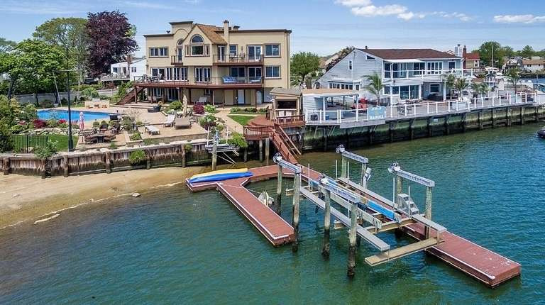 This Bellmore property listed for $1.99 million in