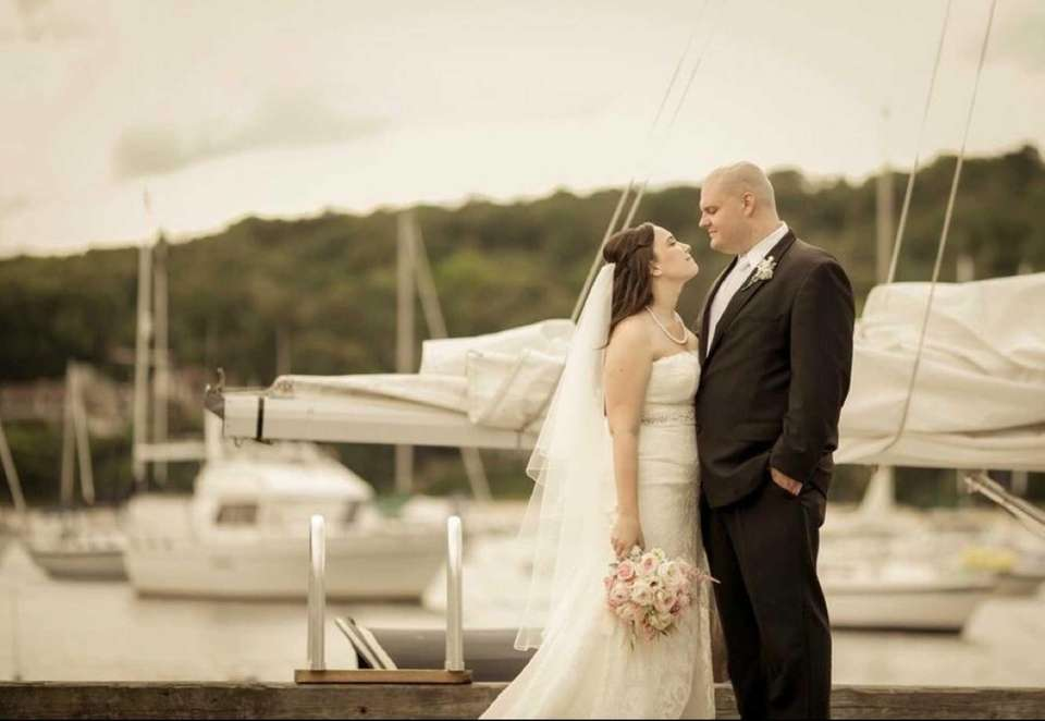 Married on Aug. 23, 2015.
