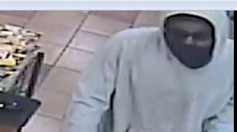 The NYPD says this suspect, shown Wednesday, June
