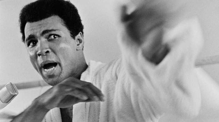 Heavyweight champion Muhammad Ali died Friday, June 3,