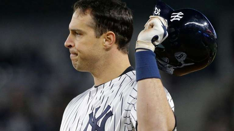 The Yankees' Mark Teixeira is headed for the