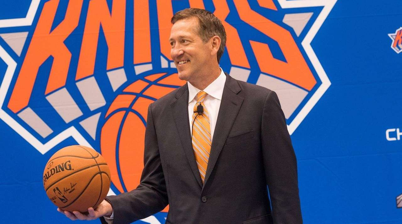 Jeff Hornacek, the newly announced coach of the