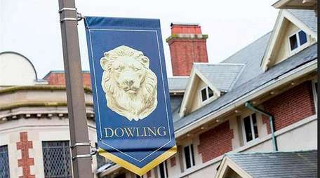 Dowling College in Oakdale on April 26, 2014.