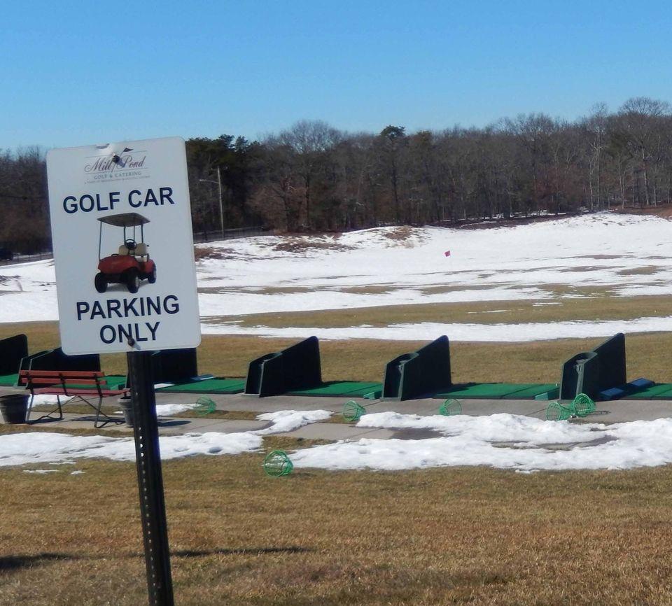300 Mill Rd., Medford, 631-732-8249 reservations, golfatmillpond.com. Hours