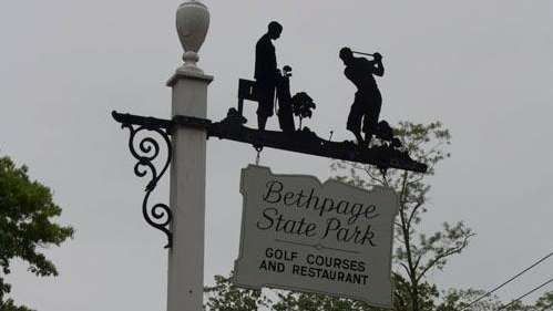 The Bethpage Black Course is a public golf
