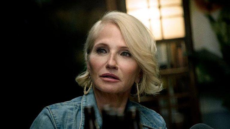 Ellen Barkin plays a crime boss in TNT's