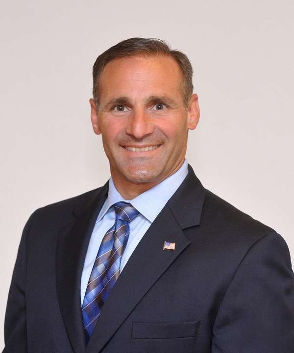 Anthony Senft, Republican candidate for Islip District Court