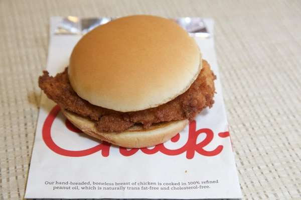 Chick-fil-A is giving away a free chicken sandwich