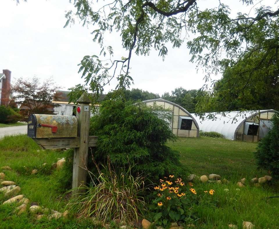 Condzella's Farm on Route 25A in Wading River