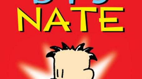 The Big Nate novel series by Lincoln Peirce