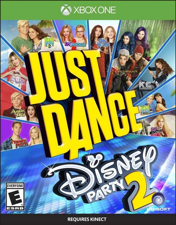 Just Dance: Disney Party 2 is a video