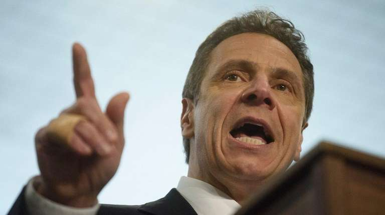 A Cuomo administration report on last year's prison