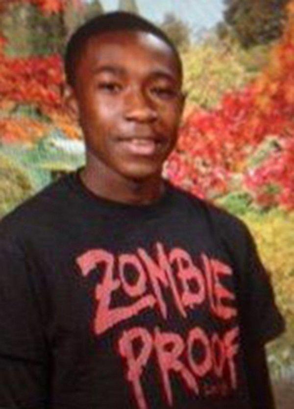 Nasir Powell, 14, who was last seen leaving