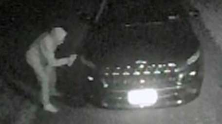 Suffolk County police released video of a suspect