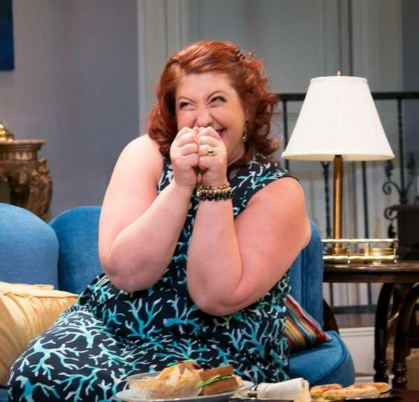 Ashlie Atkinson stars in the title role of