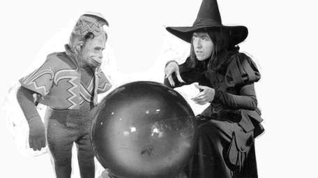 Margaret Hamilton played the Wicked Witch of the