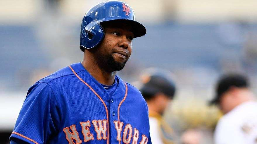Alejandro De Aza #16 of the New York