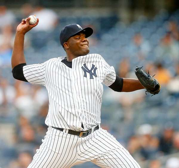 Michael Pineda went a season-high seven innings on