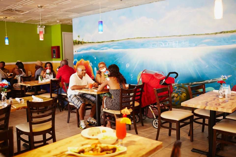 Interior, Island by the Sea, Freeport Nautical Mile,