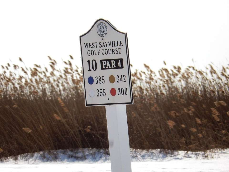 WEST SAYVILLE GOLF COURSE, 200 Montauk Hwy., West